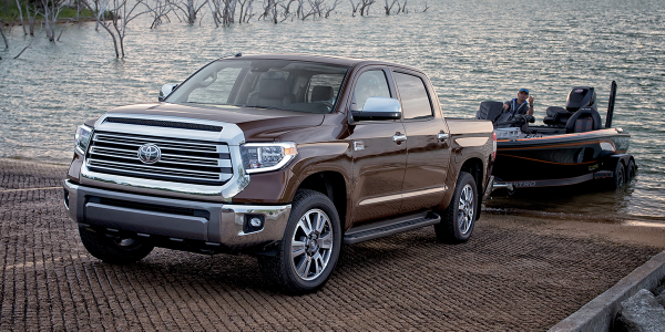 The Tundra was the No. 2 overall-rated vehicle in KBB.com's latest brand perception rankings,...