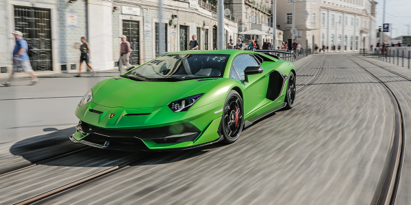The Aventador SVJ is one of three models offered to U.S. used-car buyers as part of...