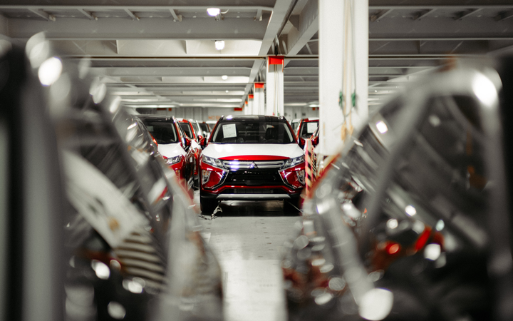 Sales of the Eclipse Cross and its Outlander stablemates helped propel Mitsubishi to a 37% year-over-year sales gain in March, leading all major manufacturers. 