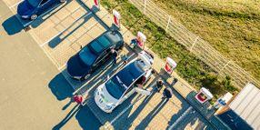 Tesla Sales Fall 31% in Q1, Stock Follows