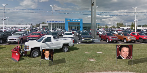 Mark Wahlberg Chevrolet of Columbus, Ohio, recently signed with dealer viral marketing provider...