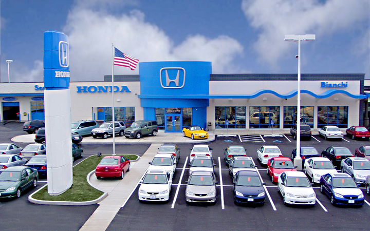 U.S. Honda dealers now have access to AutoLoop's Quote and Quote Express equity-mining solutions thanks to a new partnership with the factory.   - Photo courtesy American Honda Motor Co.