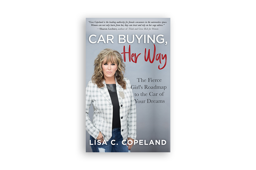 """Lisa Copeland, author of """"10 Ways to Dominate Your Competition"""" and co-author of """"Crushing..."""