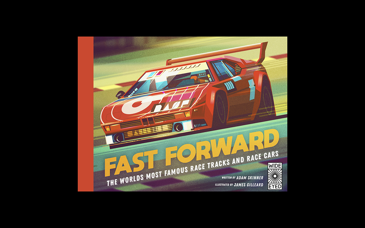 Racing History Comes to Life in 'Fast Forward'