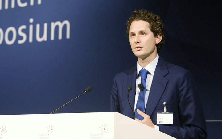 John Elkann, chairman of Fiat Chrysler Automobiles, is pushing a proposal to merge the Italian-American manufacturer with France's Groupe Renault.   - Photo by Seadart via Wikimedia Commons
