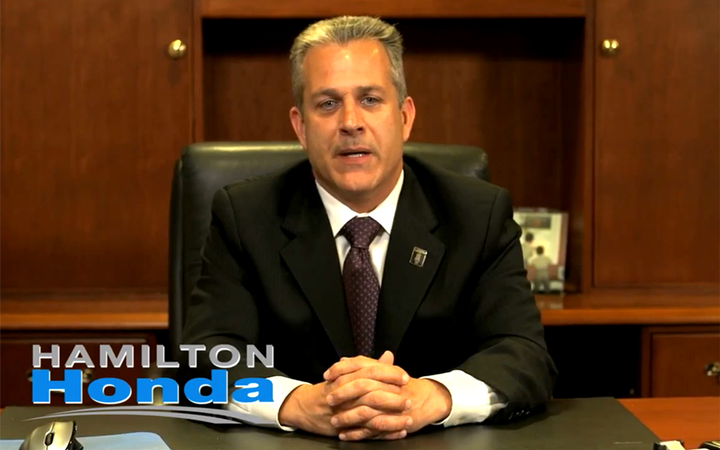 Former co-owner Michael Saporito will continue to operate Hamilton Honda in Hamilton Township, N.J., following its sale to Lithia Motors. 