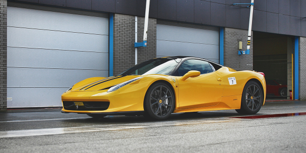 Ferrari buyers must agree not to resell their vehicle within the first year of ownership, among...