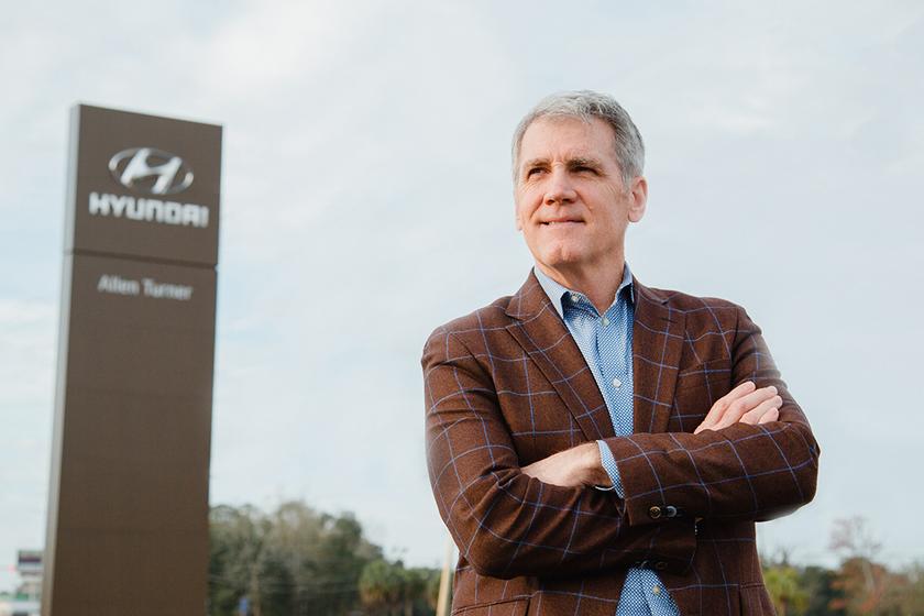 Pensacola dealer Allen Turner's Hyundai and Genesis stores earned DealerRater's highest marks...