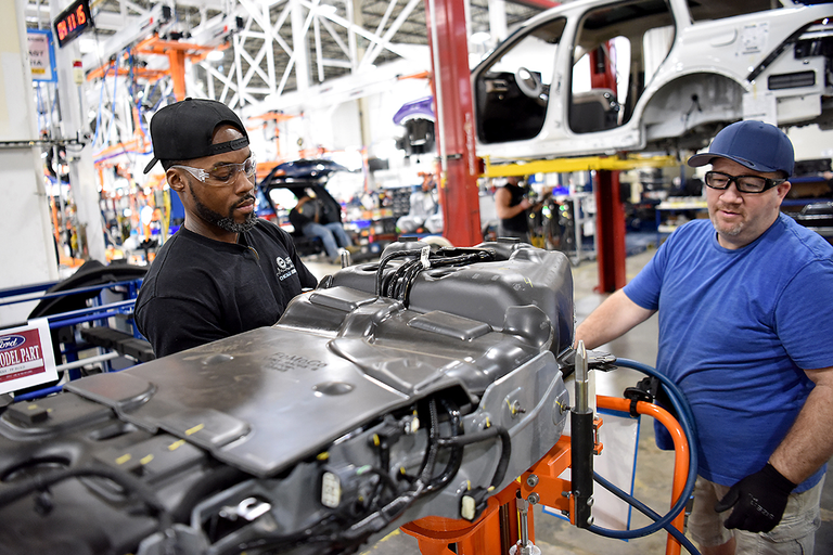 Ford announced the recall of 1.2 million Explorers manufactured at its Chicago Assembly Plant...