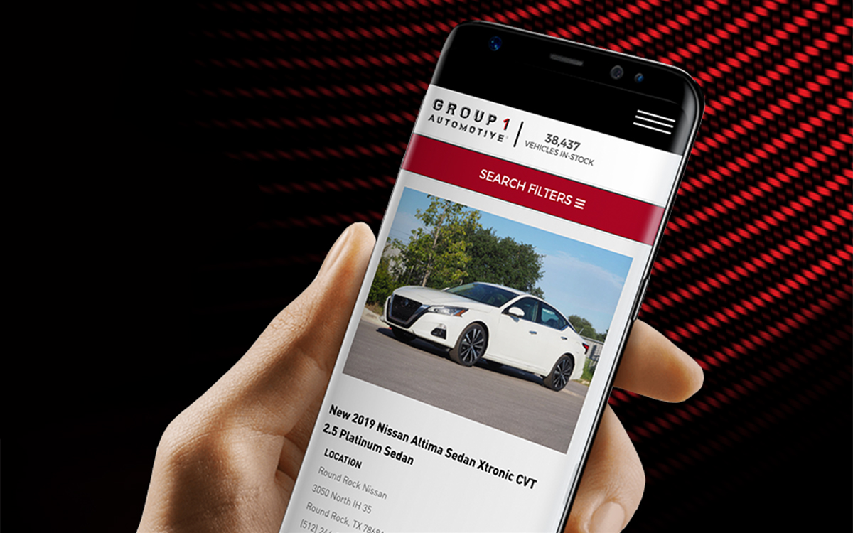 Group 1 Debuts Digital Sales and F&I Platform