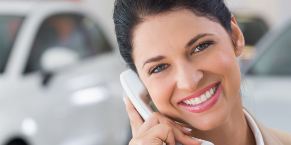 What's the secret to a successful sales call? Active listening, according to a new dealership...