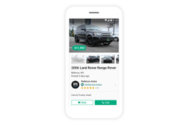 OfferUp Adds Dealer Inventories to Autos Program