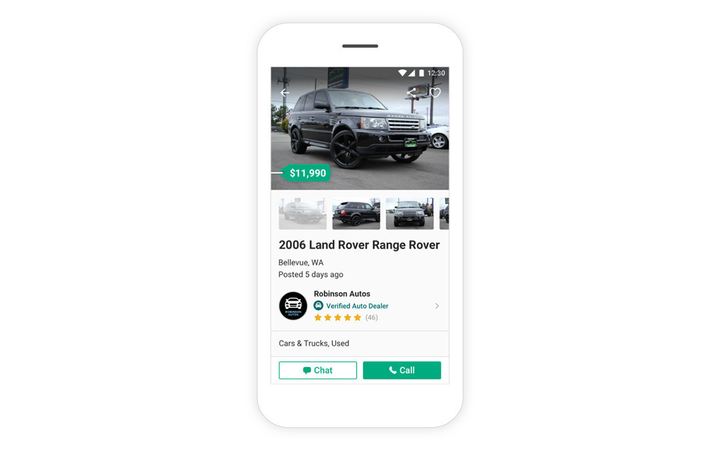 OfferUp Adds Dealer Inventories to Autos Program - Digital - Auto