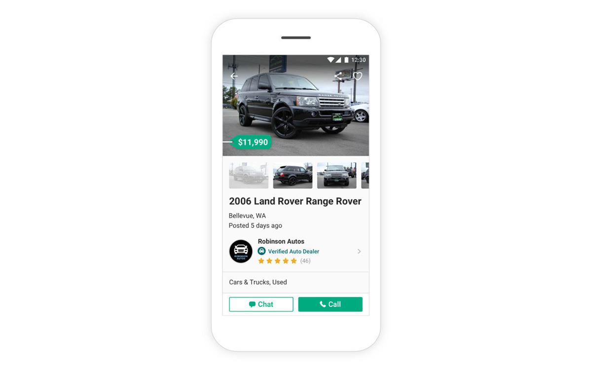 OfferUp Adds Dealer Inventories to Autos Program