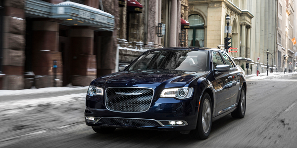 Pre-owned full-size cars such as the Chrysler 300 depreciated by an average of 0.77% in Black...