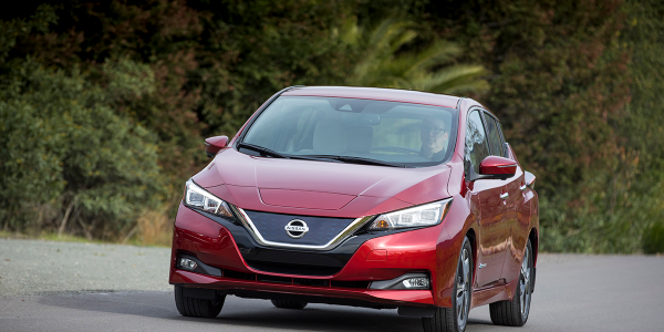 Nissan, which builds the plug-in electric Leaf, is one of four vehicle manufacturers to join the...