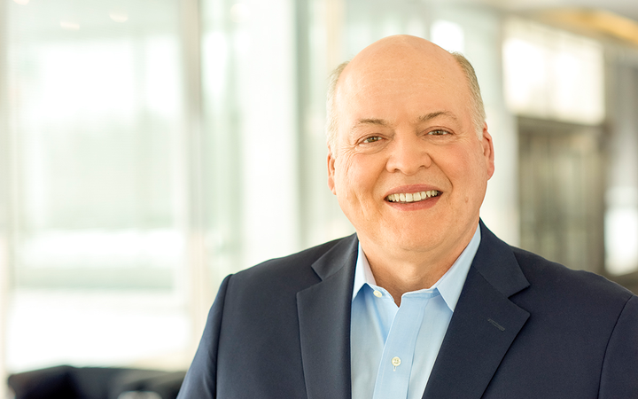 "Ford CEO Jim Hackett joined host Stephen Dubner this week to record an episode of Freakonomics Radio's ""The Secret Life of CEOs."" 