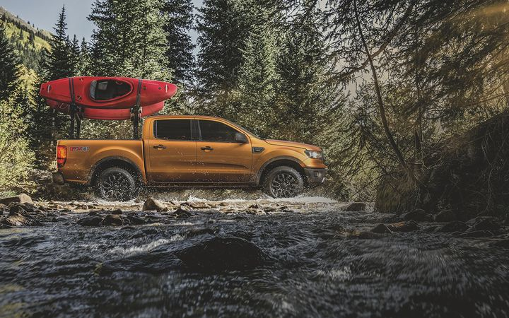 The all-new 2019 Ford Ranger pickup will arrive with a 150-piece accessory set when it rolls into dealerships early next year. 