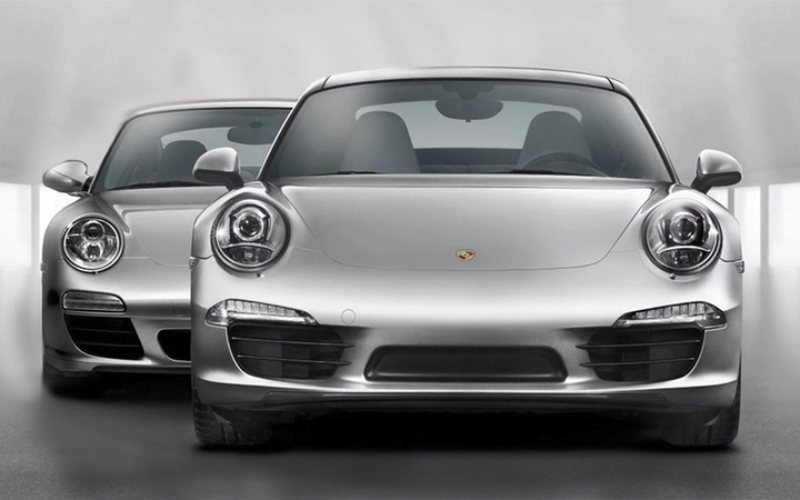 Porsche ranked No. 1 overall in J.D. Power's 2018 U.S. Sales Satisfaction Index, earning a rating of 828 on a 1,000-point scale.  - Photo courtesy Porsche AG