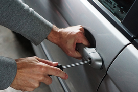 Happy Holidays: Highest Vehicle Theft Days Ranked