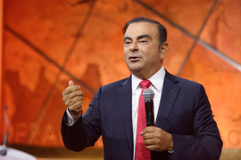 Ghosn Out at Nissan Following Arrest