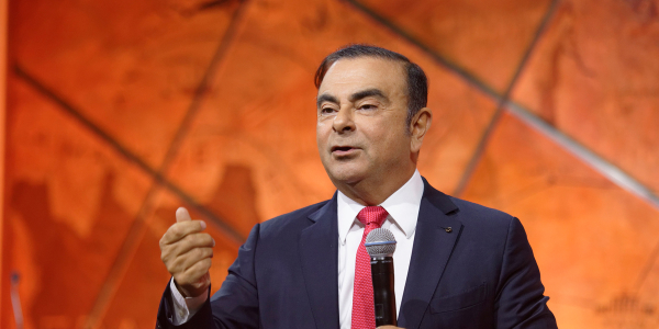 Nissan's board will convene this week to remove Chairman Carlos Ghosn following accusations of...