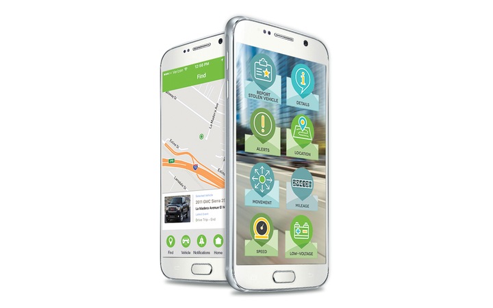 Procon Analytics' CDS platform includes Elo GPS, a mobile app customers can use to stay connected with their selling dealership while monitoring vehicle health.   - Photo courtesy Procon Analytics