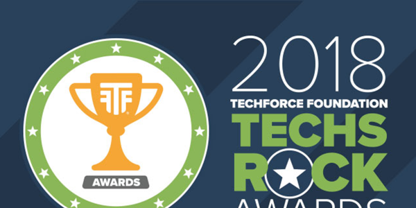 TechForce Awards to Honor Technicians Who 'Rock'