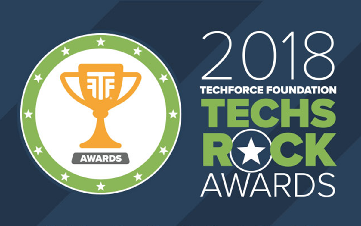 TechForce Awards to Honor Technicians Who 'Rock'