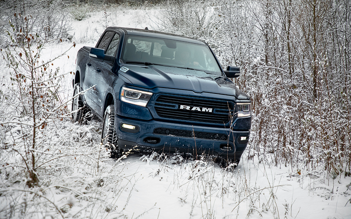 Ram dealers sold nearly 58,000 new units in November, a 43.5% year-over-year gain that led all mass-market manufacturers. 