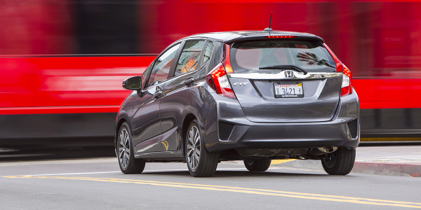 Subcompact cars such as the Honda Fit enjoyed a 0.6% increase in average retained values in...