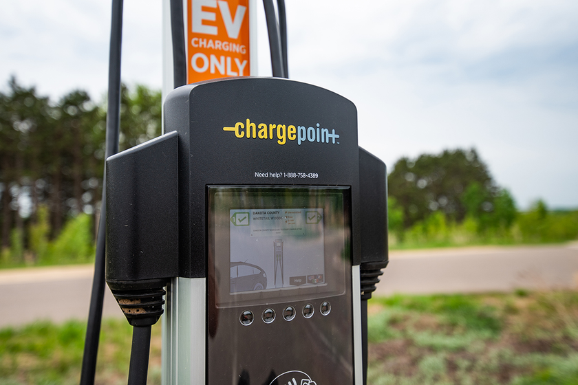 U.S. electric-vehicle sales forecasted by the Edison Electric Institute would require the...