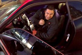 Iraq War Veteran Wins Nexen Car Giveaway