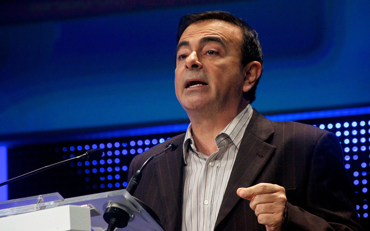 Ghosn, Nissan Indicted in Japan