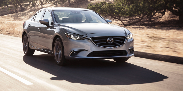 Mid-size sedans such as the Mazda6 may have fallen out of favor among new-car buyers, but...