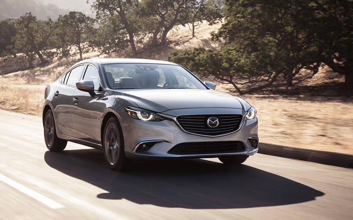 Mid-size sedans such as the Mazda6 may have fallen out of favor among new-car buyers, but off-lease volume and competitive in-vehicle technology, among other factors, have created compelling value in the pre-owned segment. 