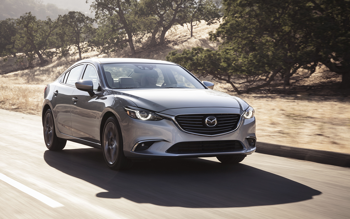 Sedans Get Second Chance in Used-Car Market
