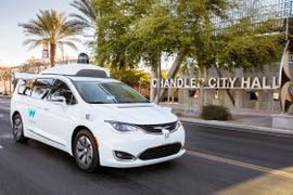 Waymo Rolls Out Self-Driving Taxis