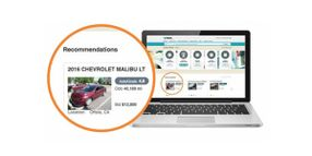 ADESA Adds Recommendations Carousel to Homepage