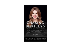 EFG's Burrow Publishes 'Chasing Bentleys'