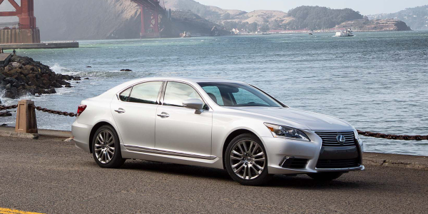 High retained values on models such as the 2016 LS 460 helped Lexus earn six No. 1 model-level...