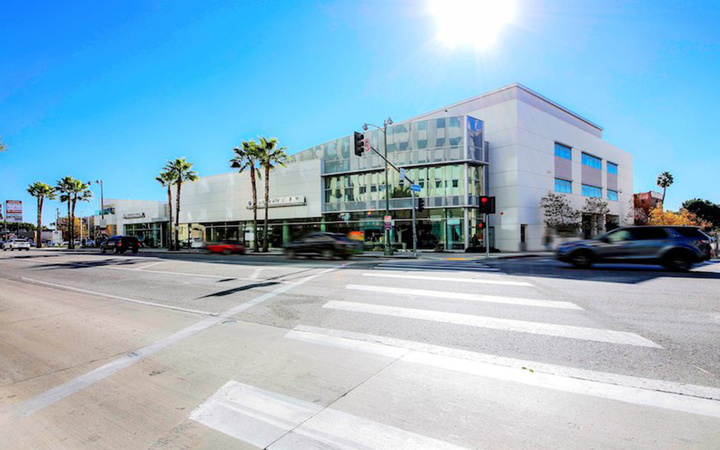 The Sonic Automotive-operated Beverly Hills BMW has been sold to an undisclosed buyer for $70 million. 