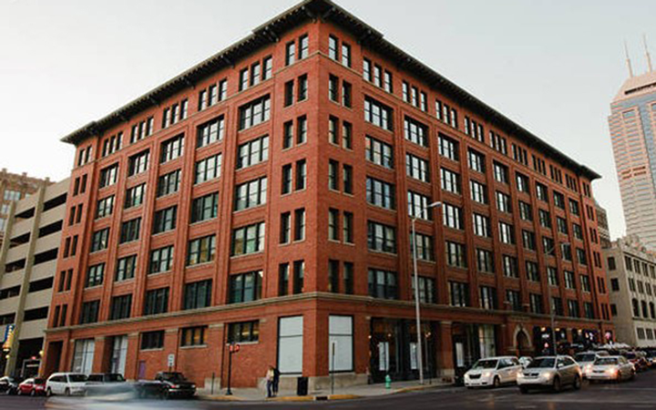 The future headquarters of TradeRev will occupy a space that was home to a carriage manufacturer turned automotive manufacturer in the late 1800s and, most recently, technology giant Salesforce. 