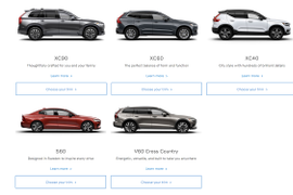 Volvo Adds Dealer Inventory to Subscription Program