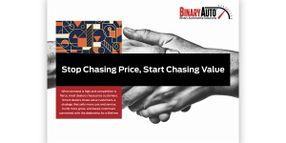 Report: Chasing Price Hurts Gross, F&I, Service