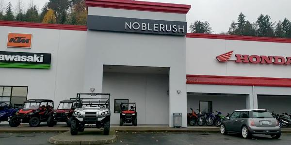 NobleRush's multibrand dealership in Auburn, Wash., is one of five shuttered under mysterious...