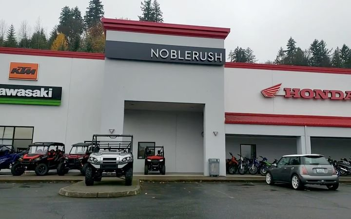 NobleRush's multibrand dealership in Auburn, Wash., is one of five shuttered under mysterious circumstances last week. 