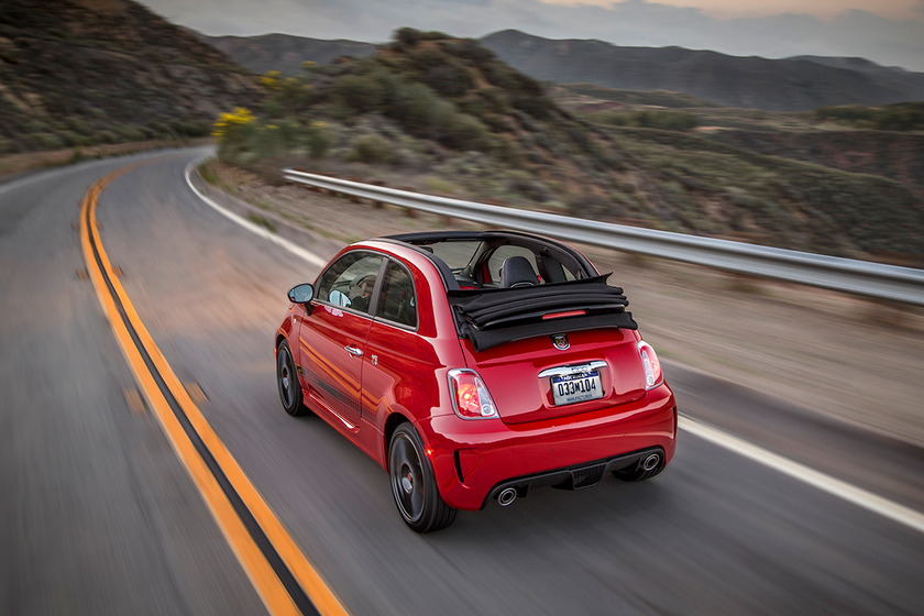 Sales of the 2019 Fiat 500, 500e, and 500 Abarth will continue into 2020.