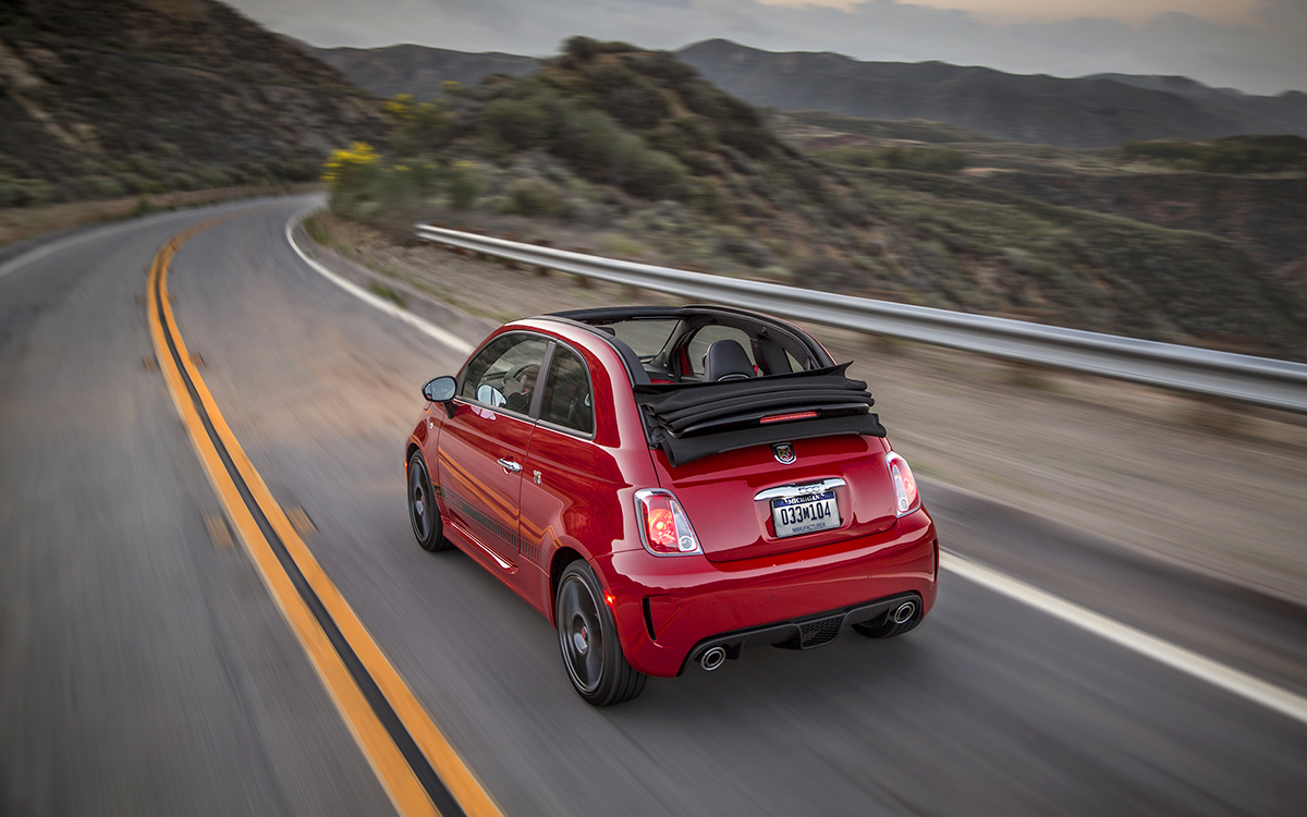 Fiat Deletes 500 From North American Lineup