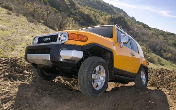 Haig Partners analysts say second-quarter sales of used vehicles such as the discontinued but in-demand Toyota FJ Cruiser grew by more than 4% year-over-year for privately owned dealerships.  - Photo courtesy Toyota Motor Sales USA